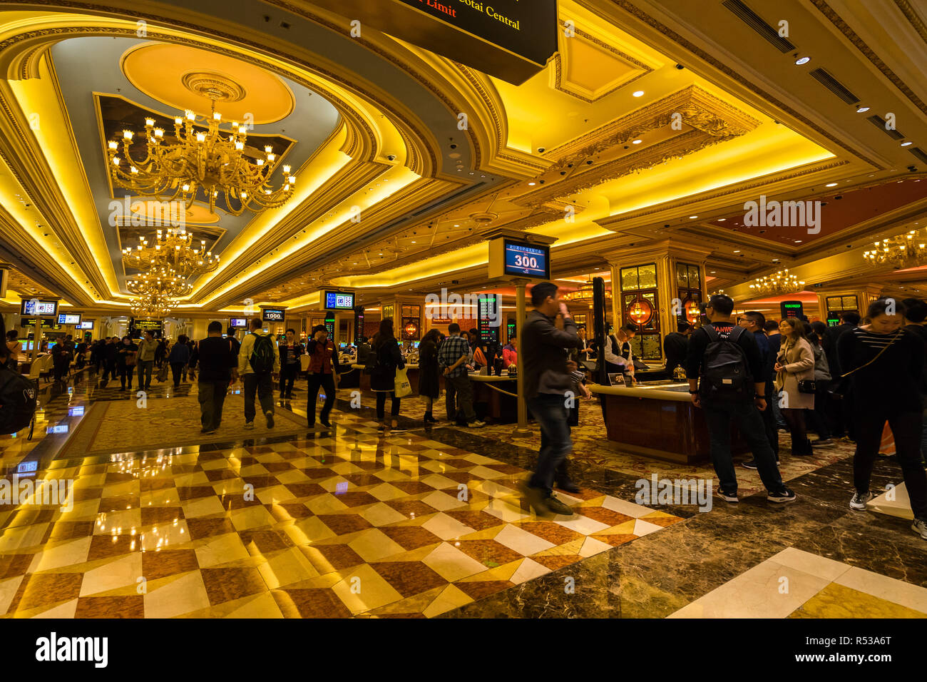 Largest Casino In World High Resolution Stock Photography And