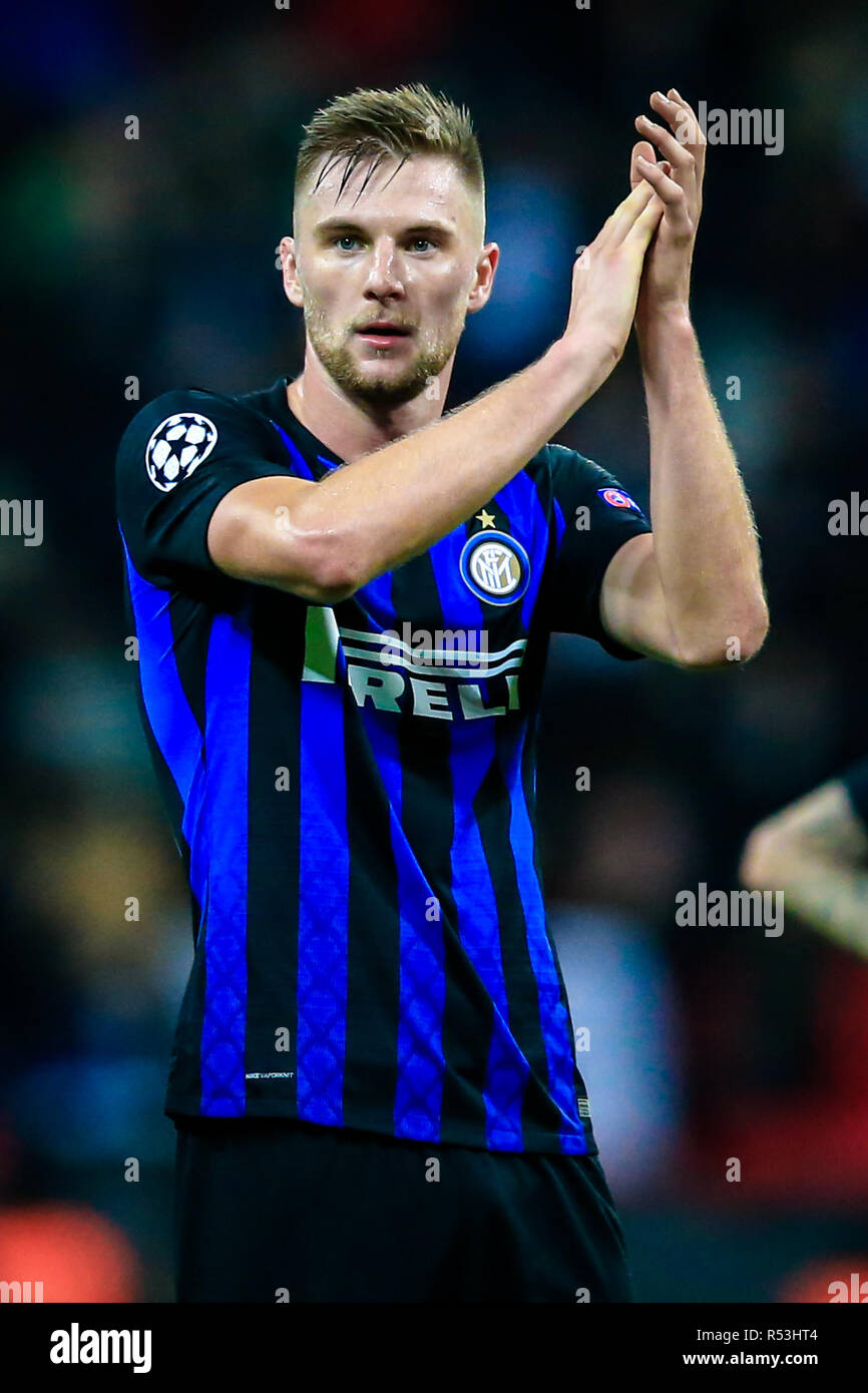 Inter Milan High Resolution Stock Photography And Images Alamy