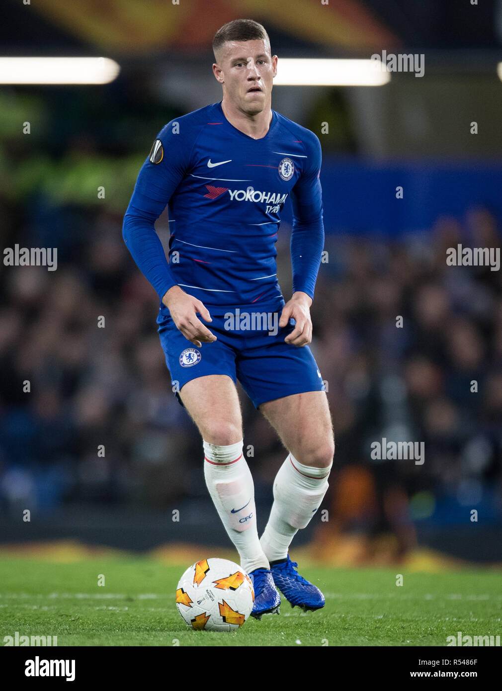 brand new c2a02 3bfde London, UK. 29th Nov, 2018. Ross BARKLEY of Chelsea during ...