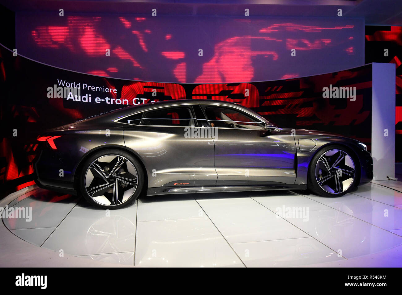 The New 2020 Audi E Tron Gt Concept Car That Will Be Coming Out Late