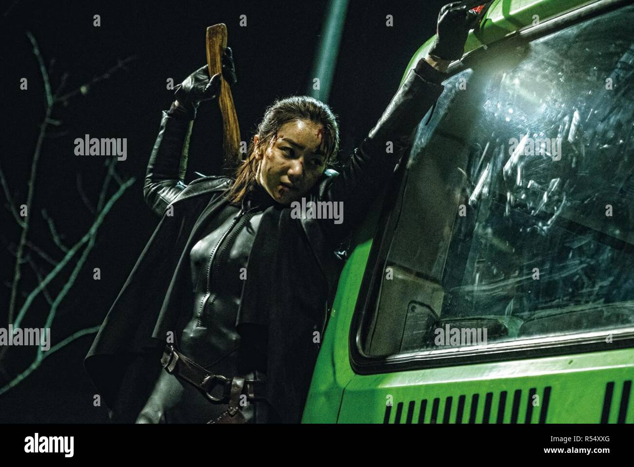 THE VILLAINESS (2071)  OK-BIN KIM  BYONG-GIL JUNG (DIR)  WELL GO USA/MOVIESTORE COLLECTION LTD - Stock Image
