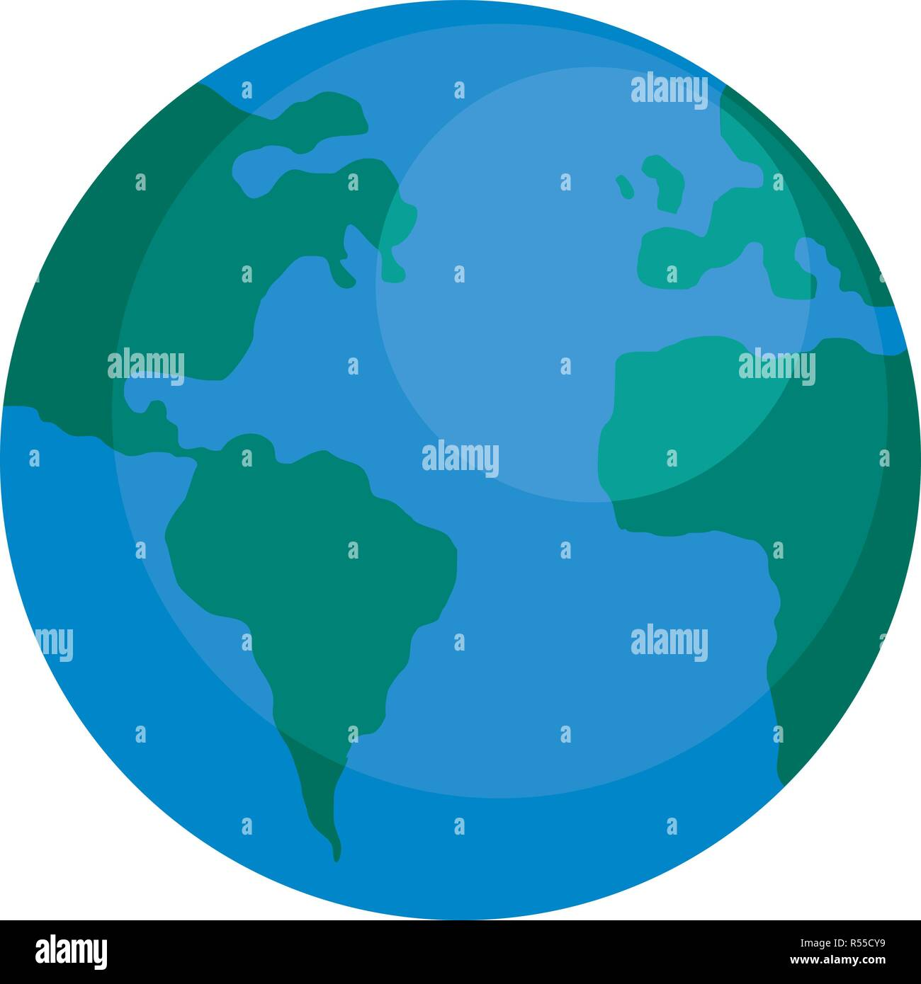 Flat Earth Map Stock Photos Flat Earth Map Stock Images Alamy