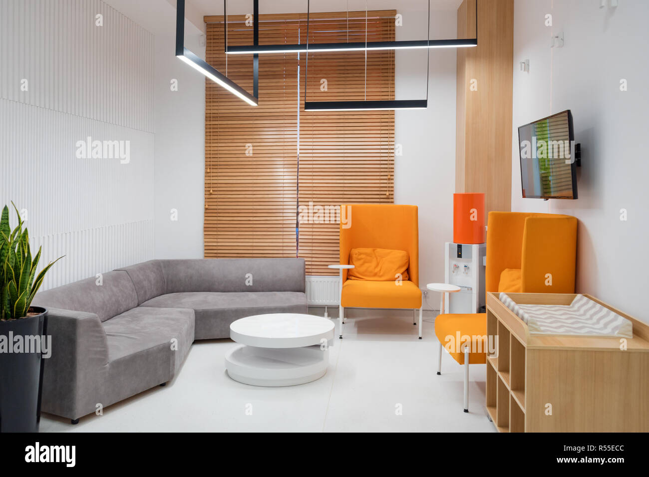 Awesome Interior Of A Modern Hospital Waiting Room Clinical With Pdpeps Interior Chair Design Pdpepsorg