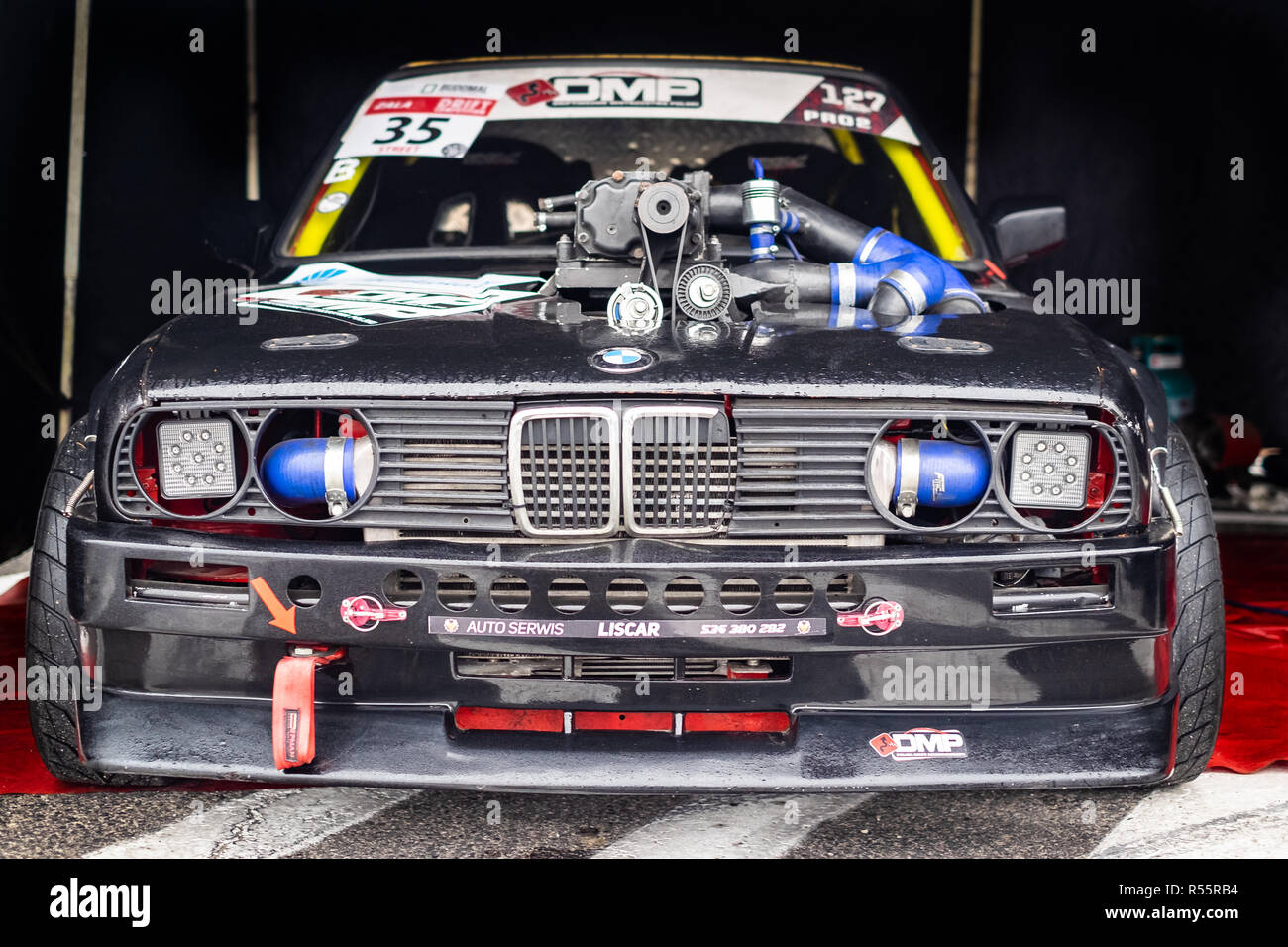 Drift Car High Resolution Stock Photography And Images Alamy
