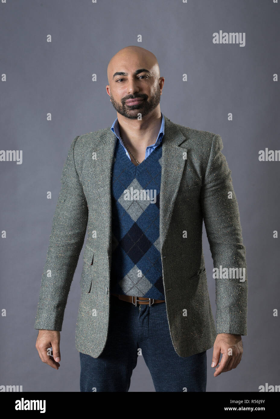Hassan Sheheryar Yasin Simply Known As H S Y Is A Pakistani Fashion Designer He Was Salutatorian Of The Pakistan School Of Fashion Design Stock Photo Alamy