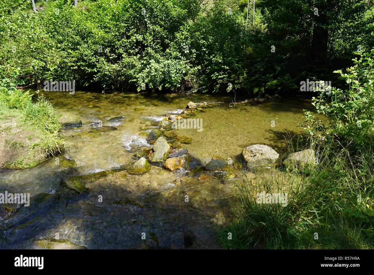 landscape photography - Stock Image