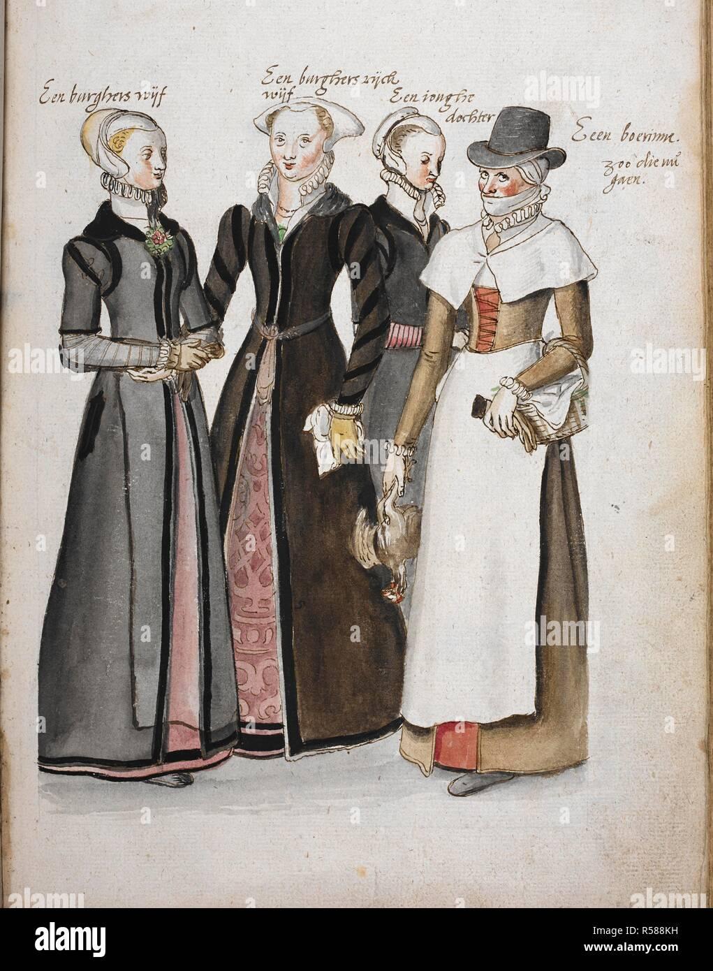 Era women in elizabethan Elizabethan Women