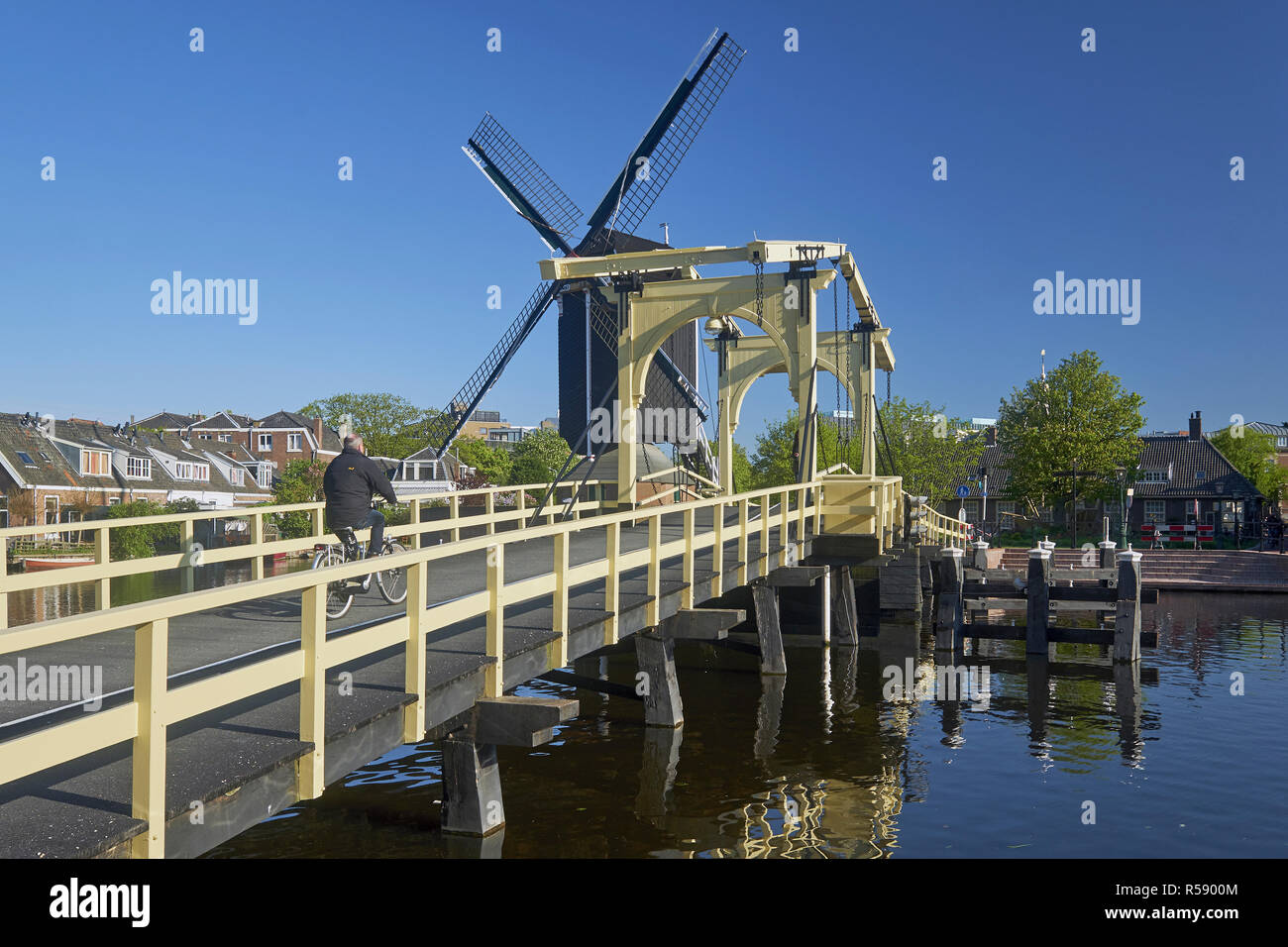 Bascule Bridge Holland Stock Photos Amp Bascule Bridge