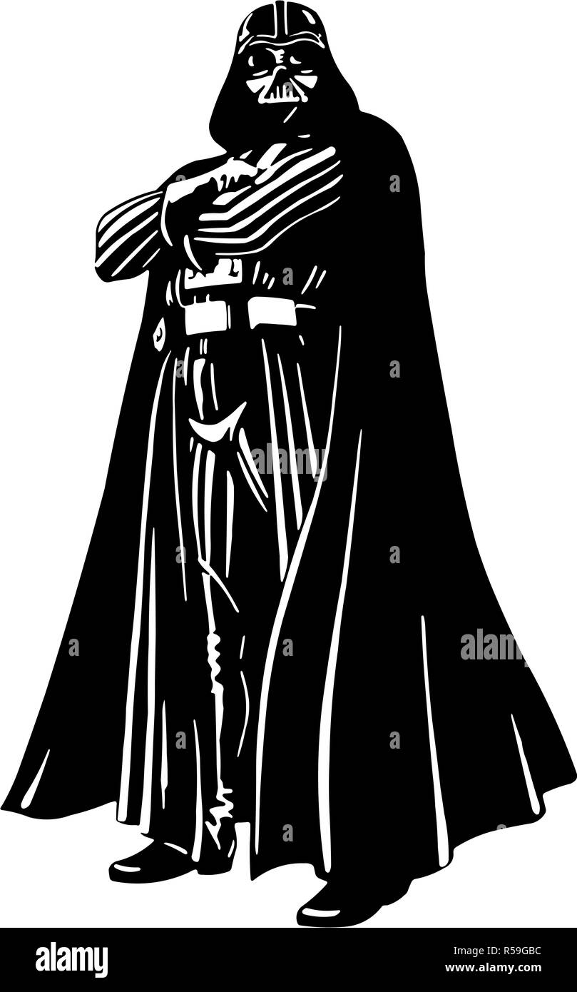 Star Wars Black And White Stock Photos Images Alamy