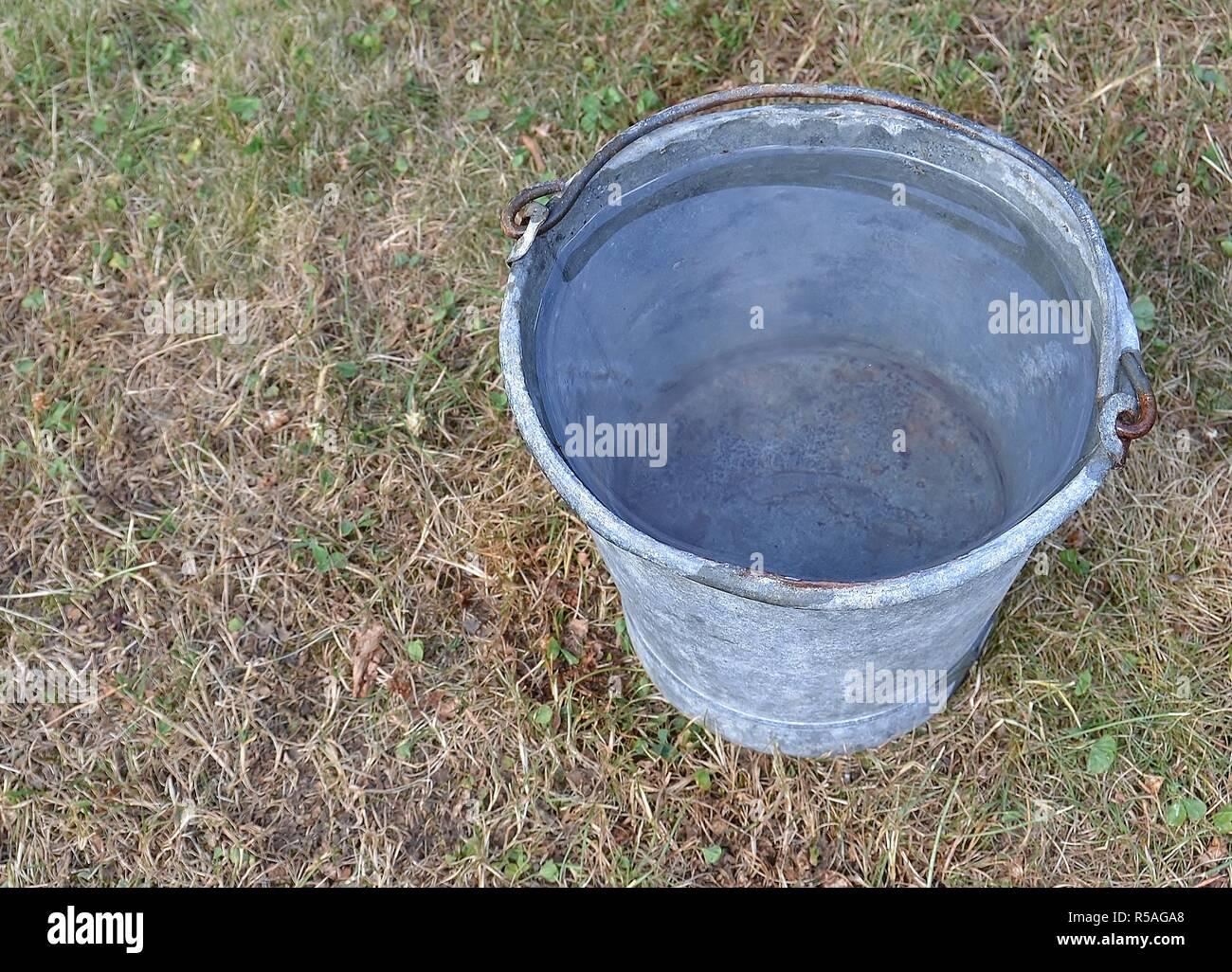 bucket - Stock Image