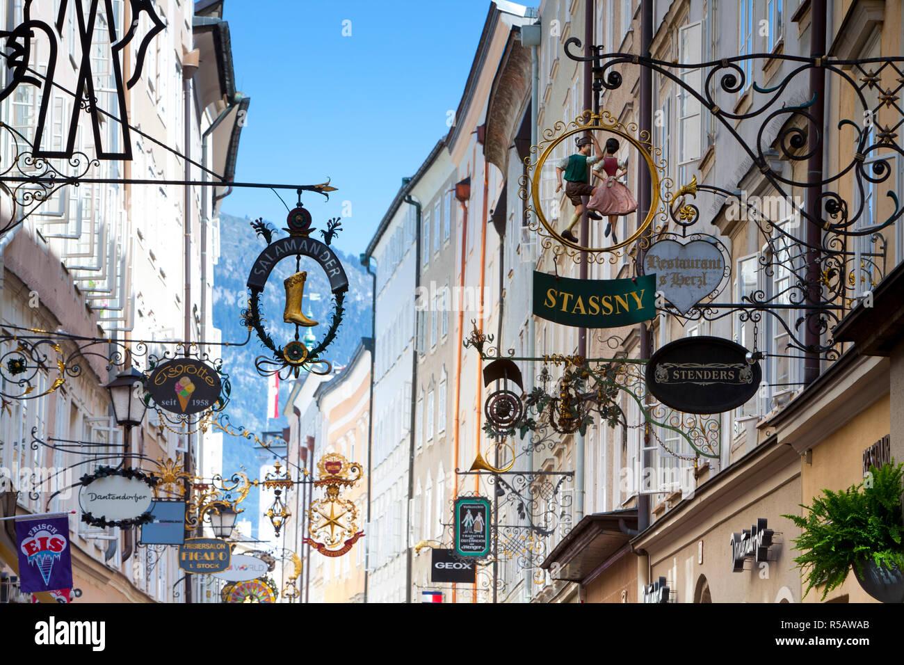 Geox Shops & Gastronomie EUROPARK Salzburg