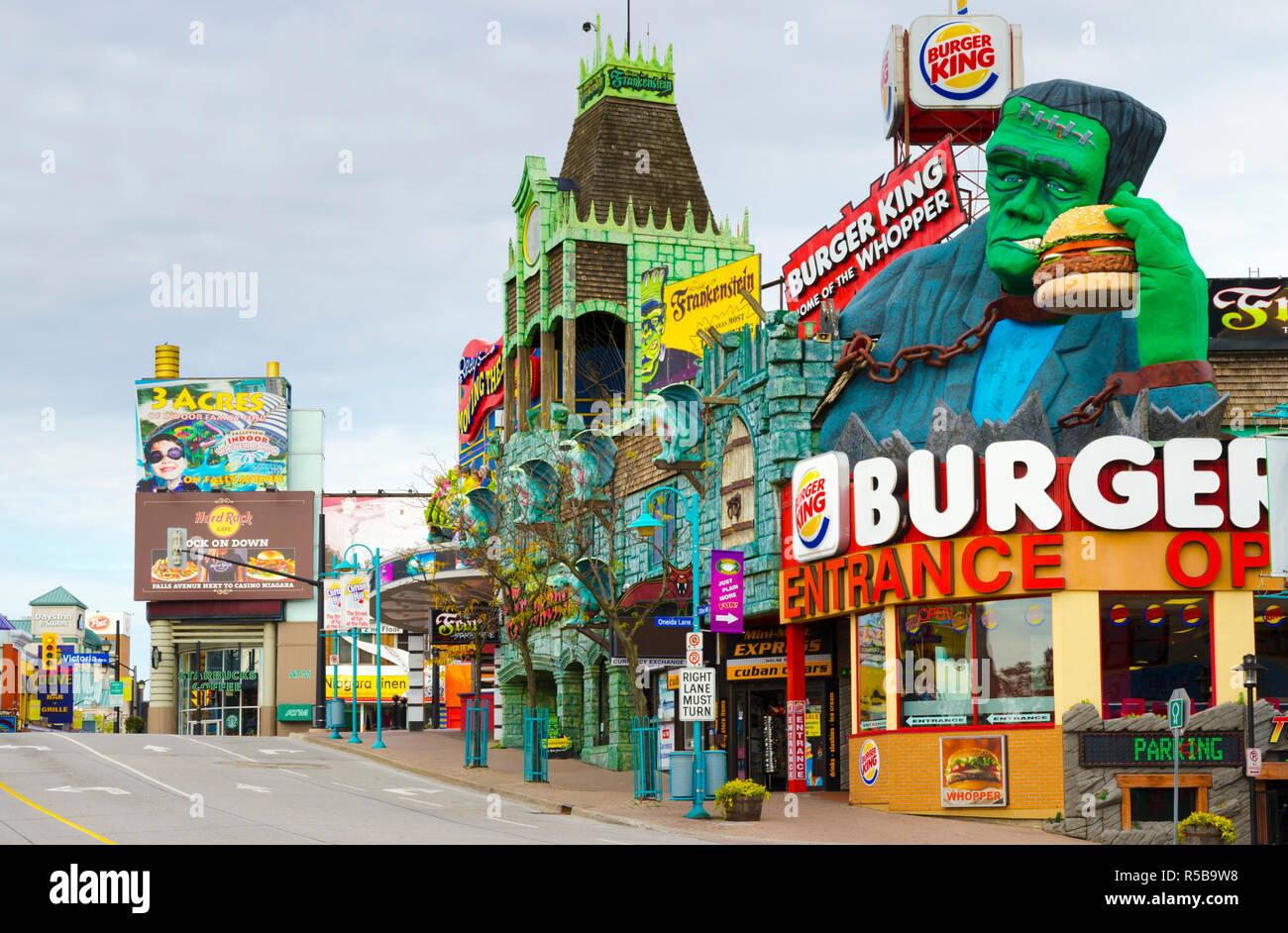 Canada, Ontario, Niagara Falls - Stock Image