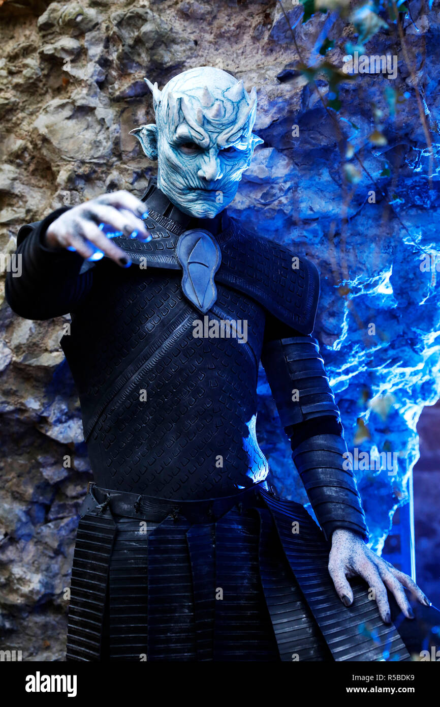 GEEK ART - Bodypainting meets SciFi, Fantasy and more: 'Game