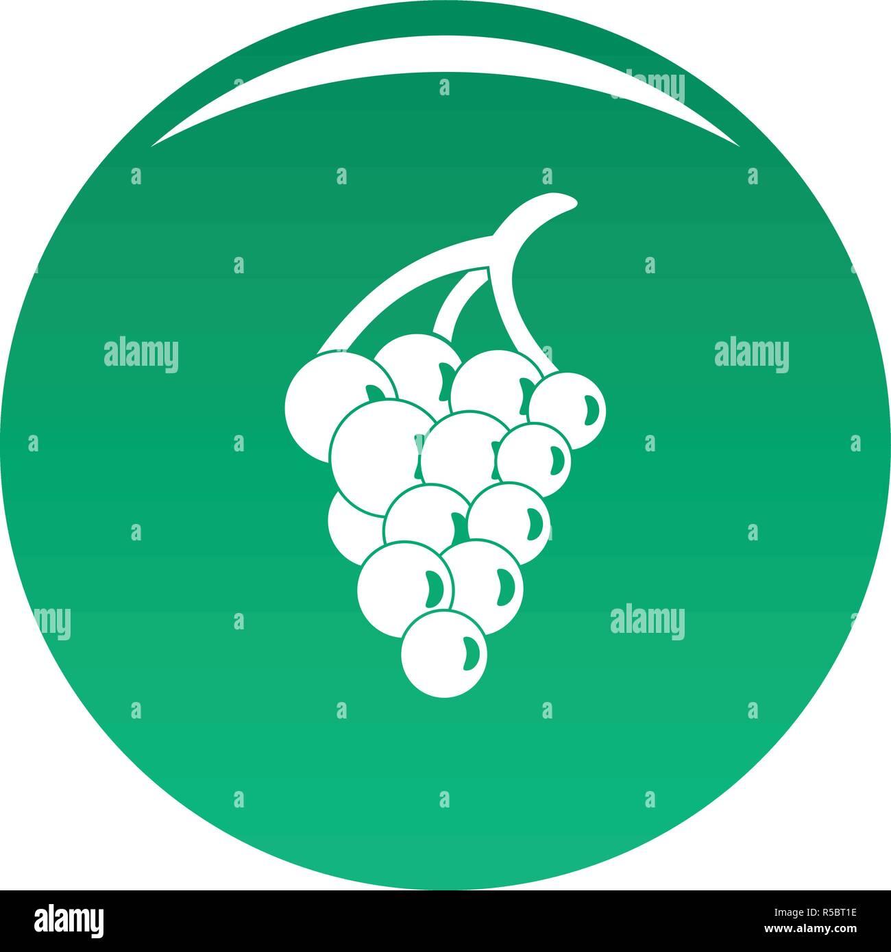 Grape For Restaurant Icon Simple Illustration Of Grape For