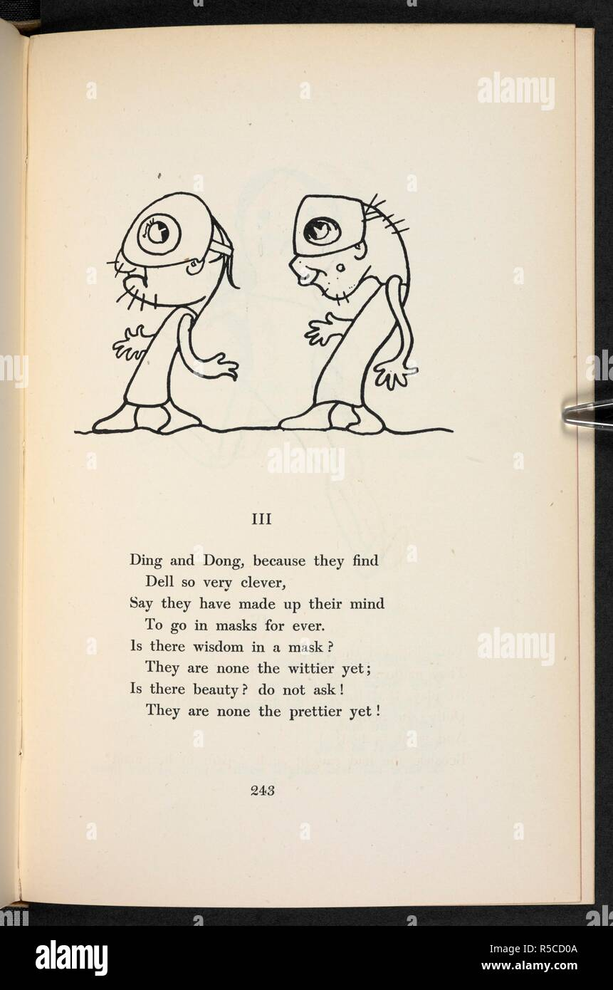 Two Figures Ding And Dong Lilliput Lyrics Edited By R Brimley Johnson Il Rated By Chas Robinson London New York J Lane 1899 1898