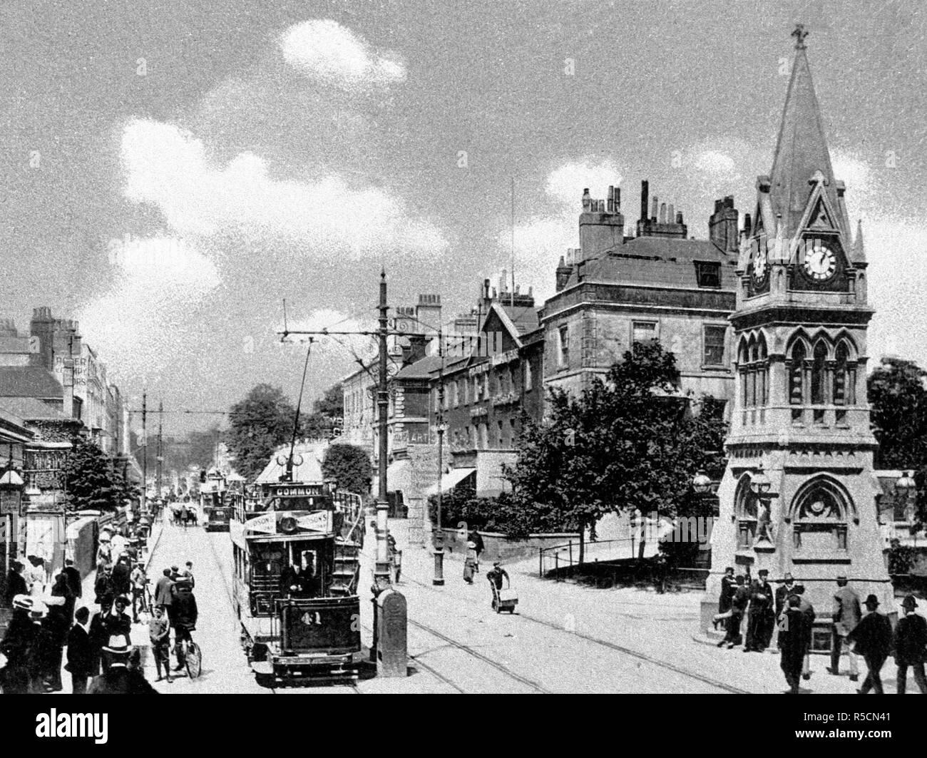 Above Bar, Southampton - Stock Image