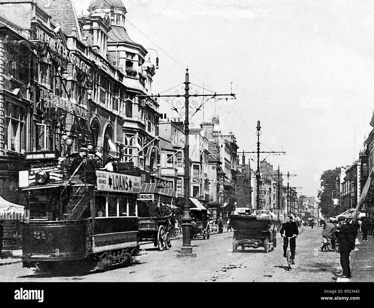 Southampton - Stock Image