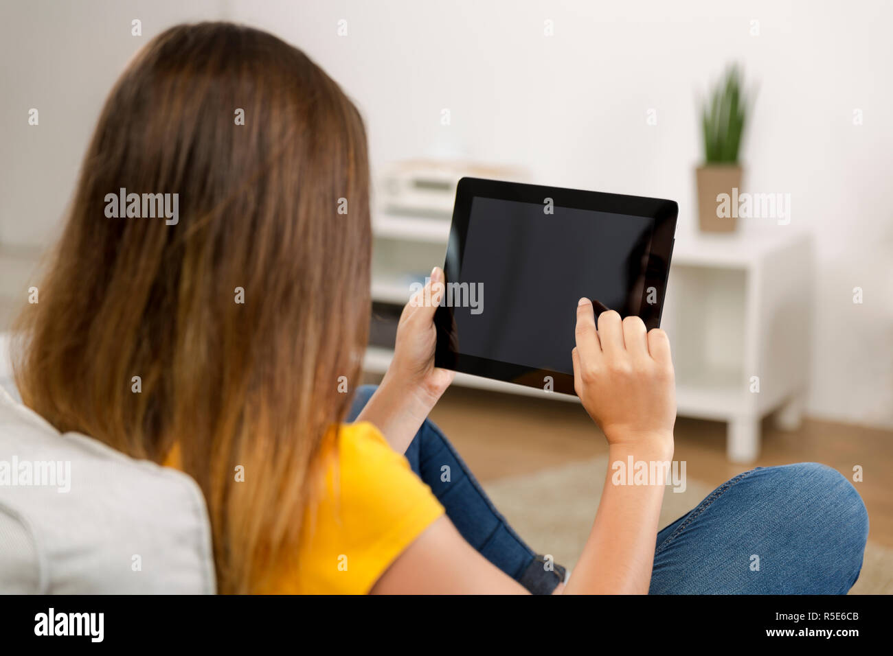 Always connected - Stock Image