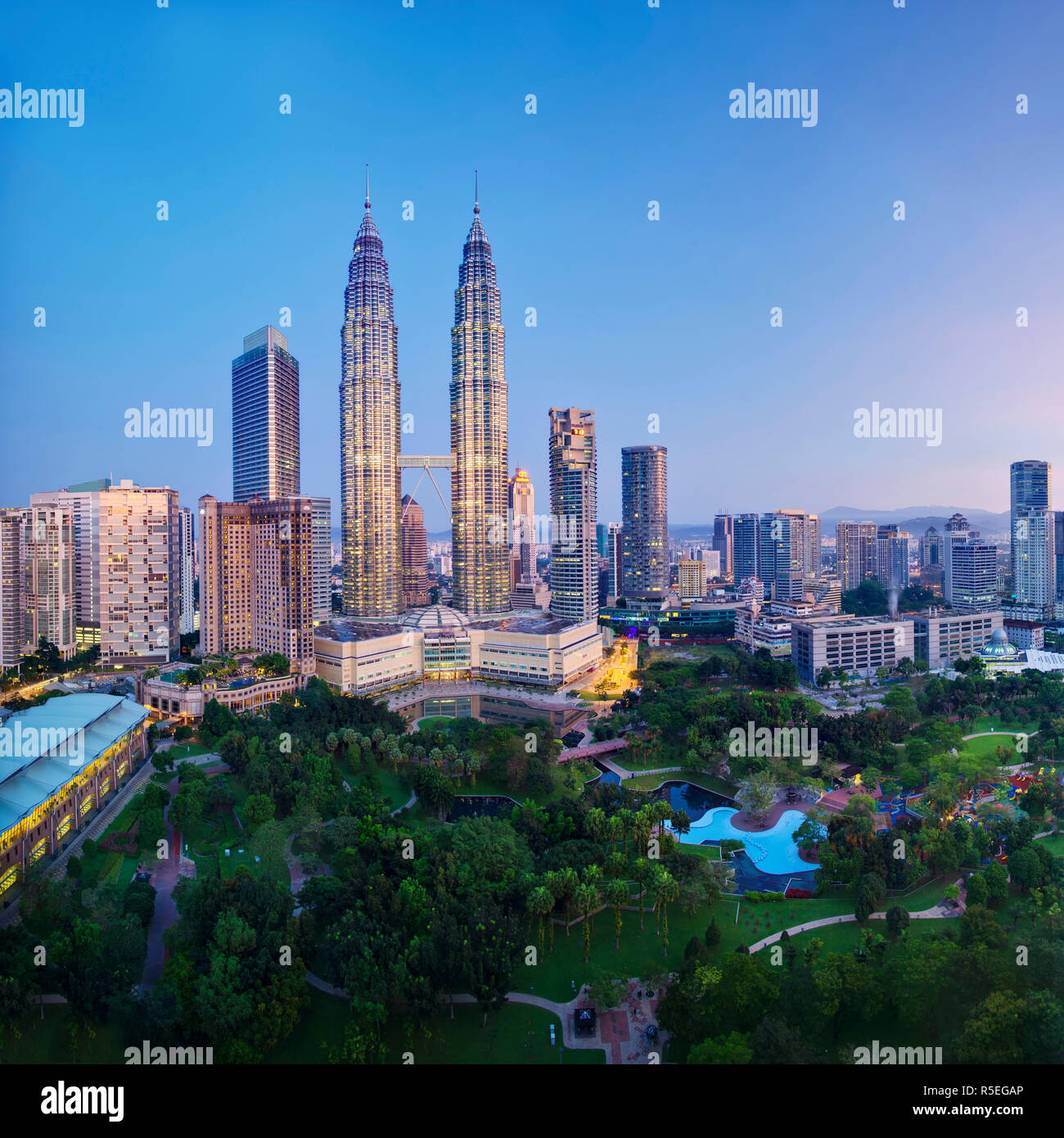 Kuala Lumpur: Malaysia Selangor State Kuala Lumpur Stock Photos