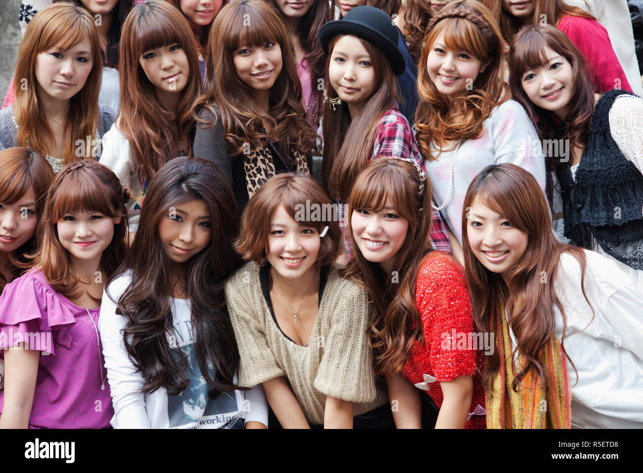 Girls japanese The Ugly