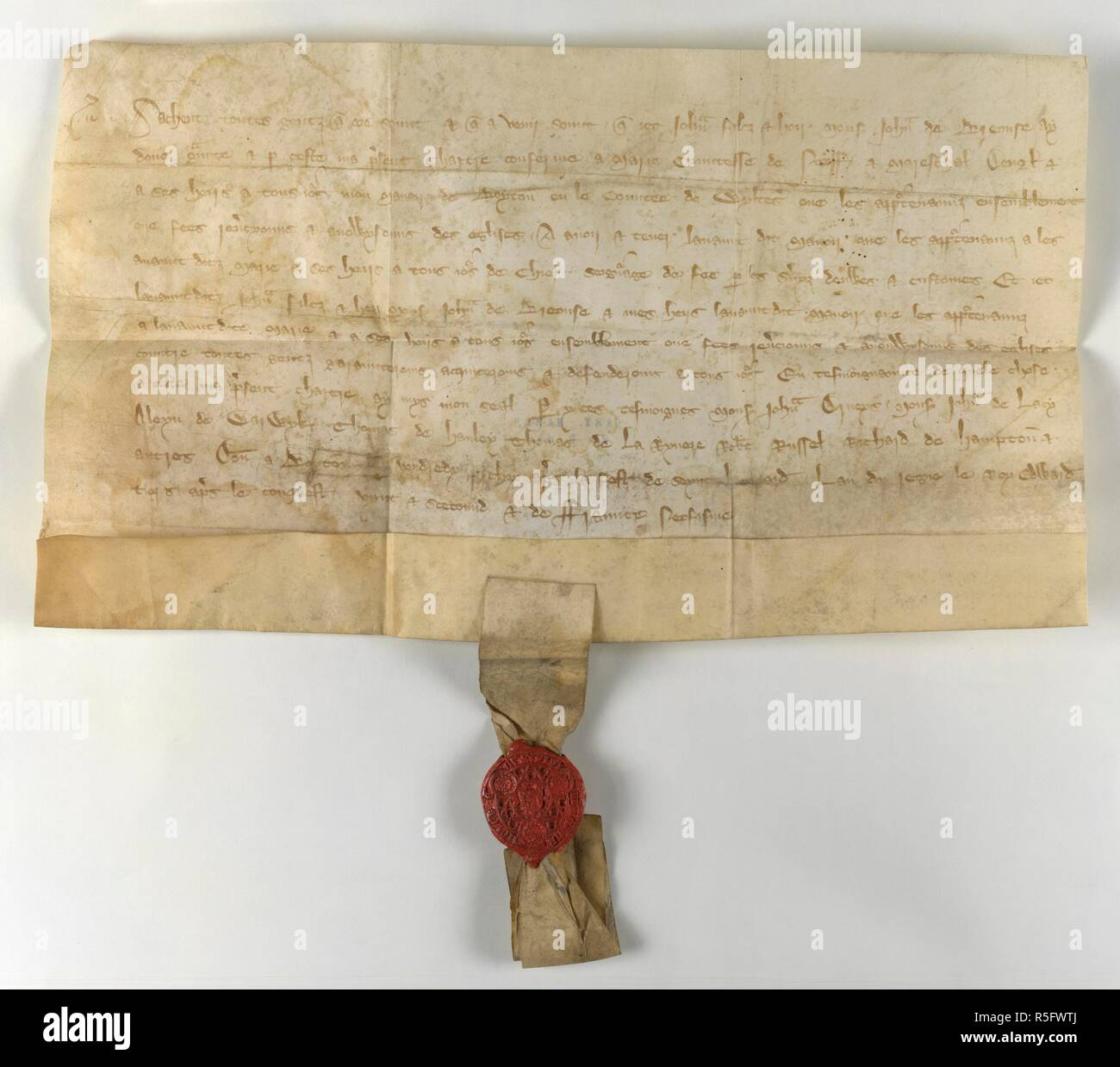 Grant relating to Boyton  England