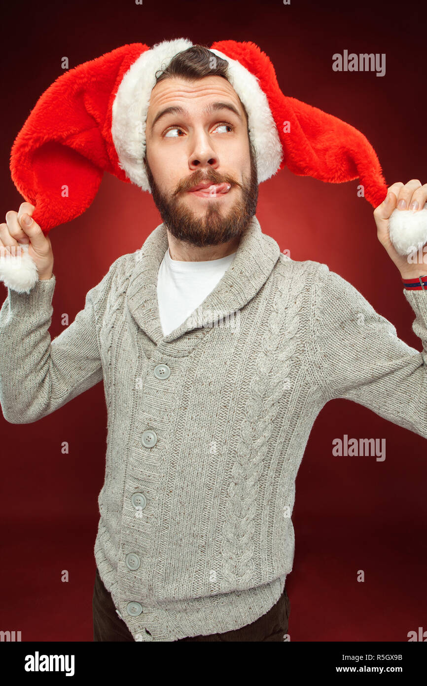 Man Wearing Fur Hat Stock Photos   Man Wearing Fur Hat Stock Images ... c9a372e91322