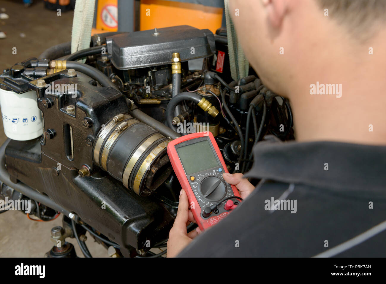 Ignition Coil Stock Photos & Ignition Coil Stock Images - Alamy