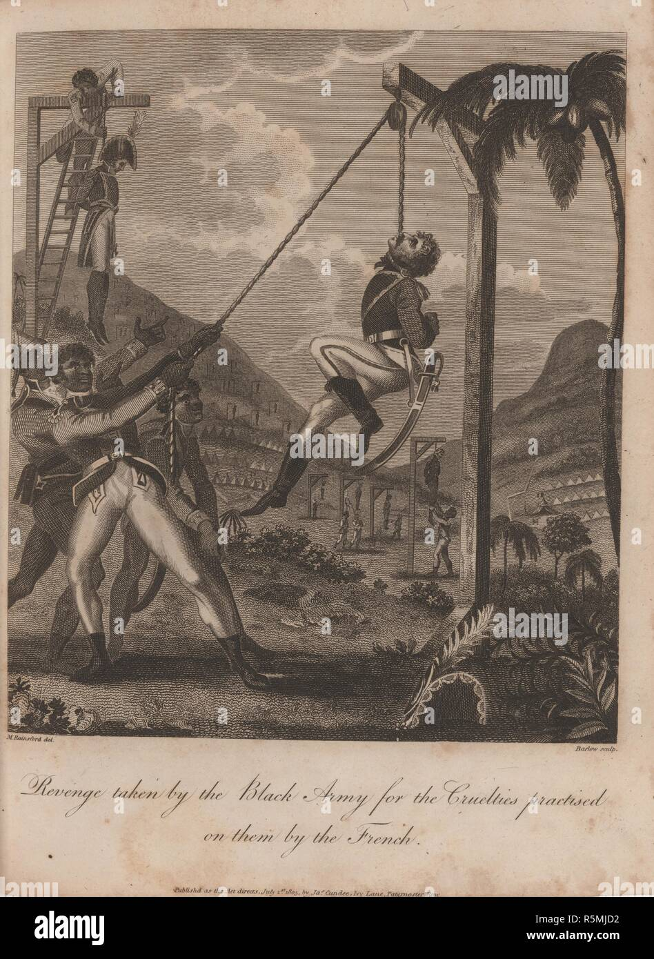 Opinion, interesting haitian revolution slaves sorry