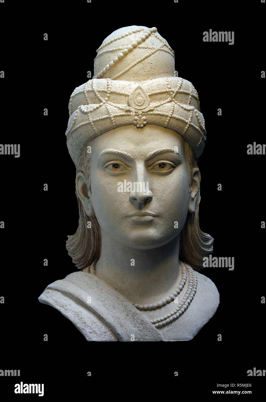 Emperor Ashoka the Great. Muse...