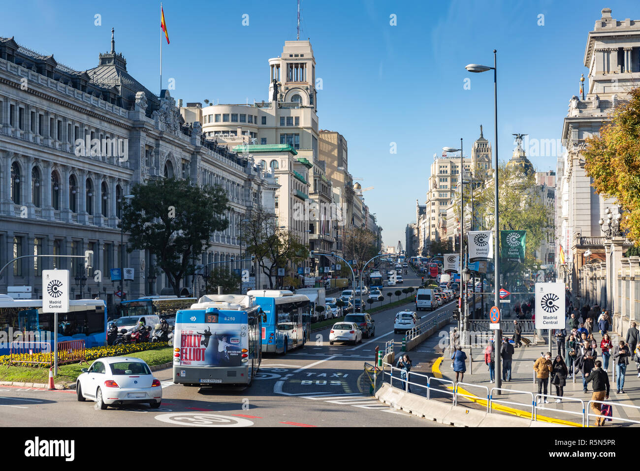 Acala stock photos acala stock images alamy for Calle del prado 9 madrid espana