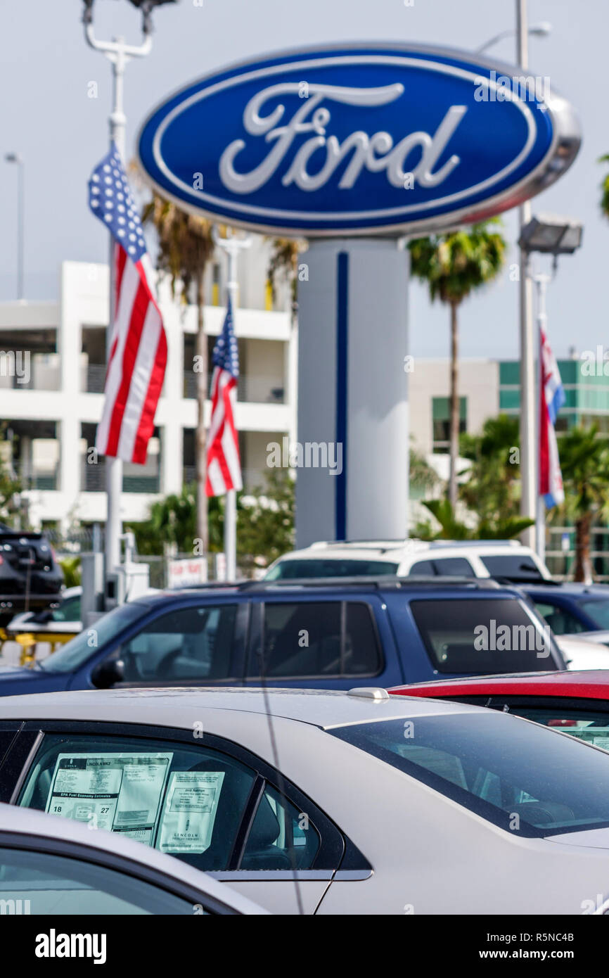 Ford Dealer Miami >> Miami Florida Metro Ford Ford American Automaker Business