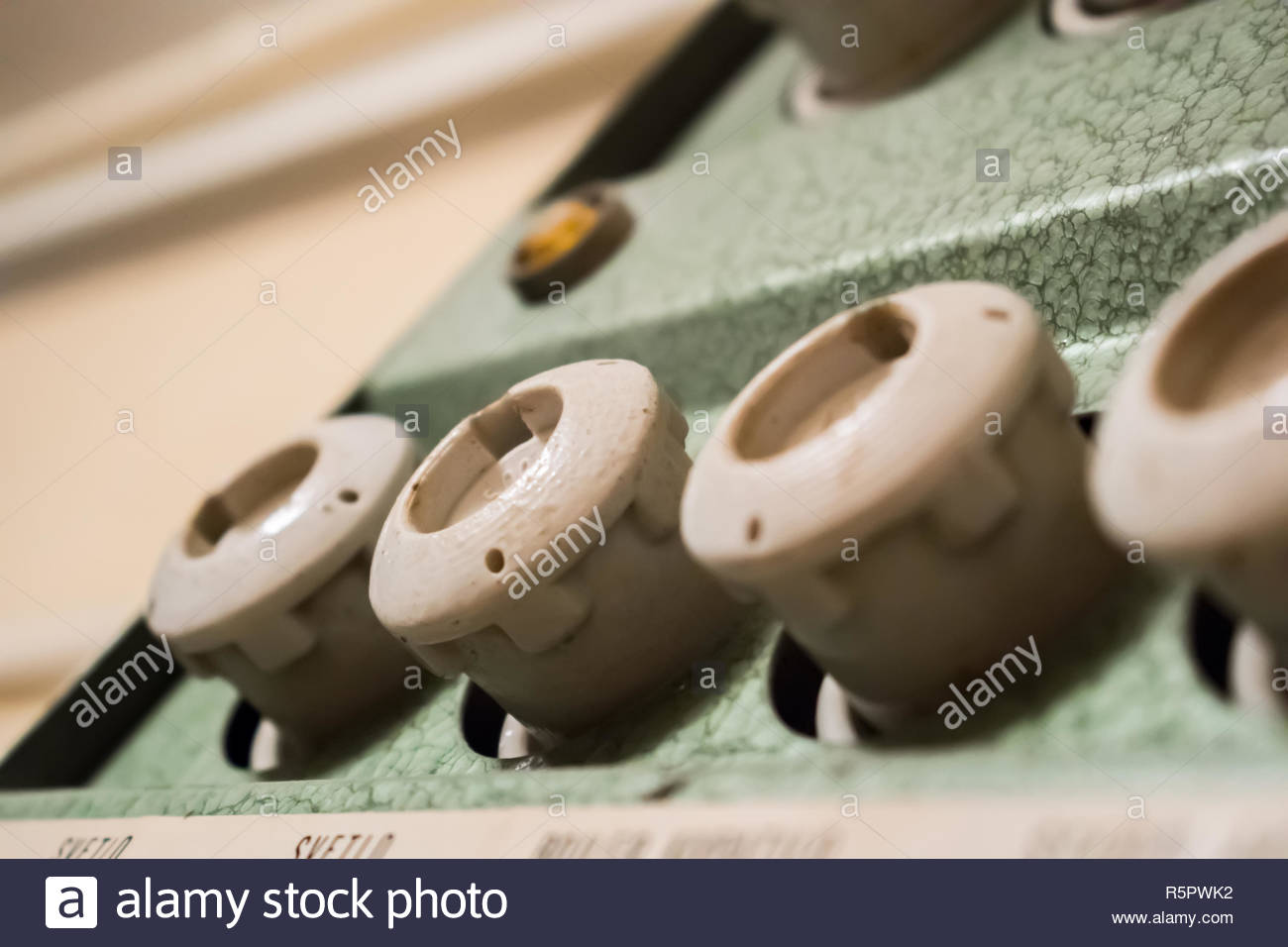 Old Fuses Fuse Box Stock Photos Images Older Electrical Boxes Panel With Image