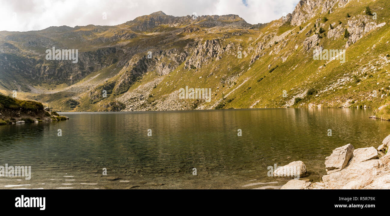 Italy - The Dolomites - Stock Image