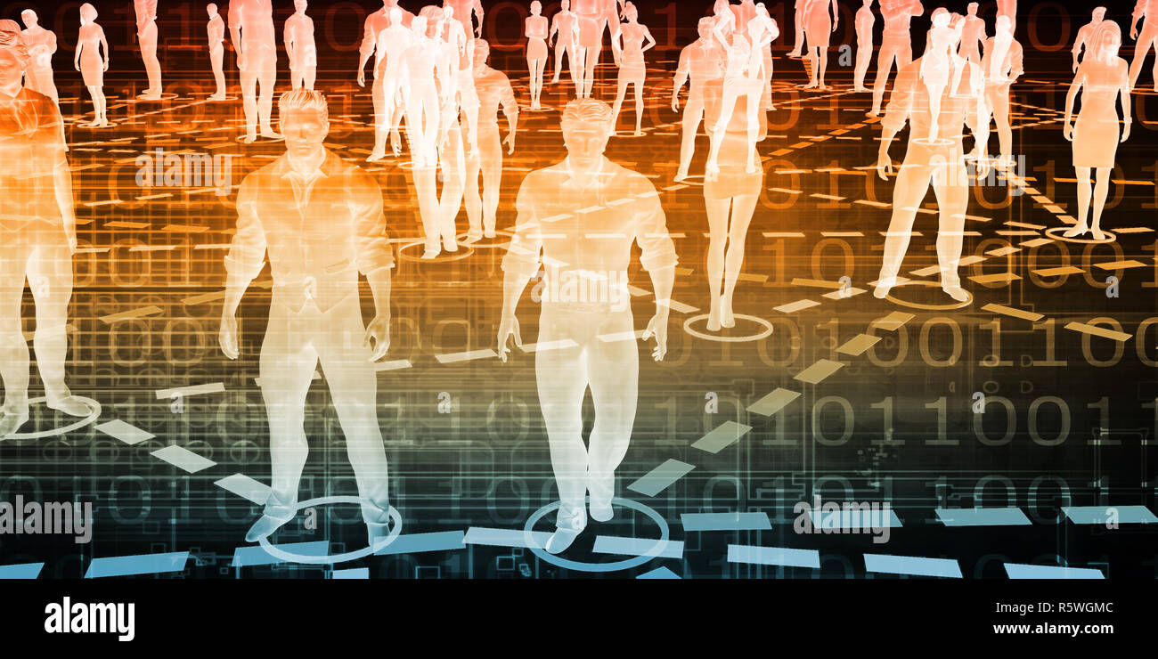 Technology Professionals - Stock Image