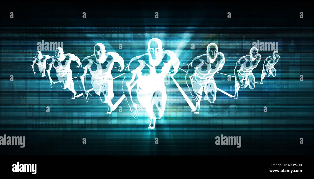 Enterprise Mobility - Stock Image