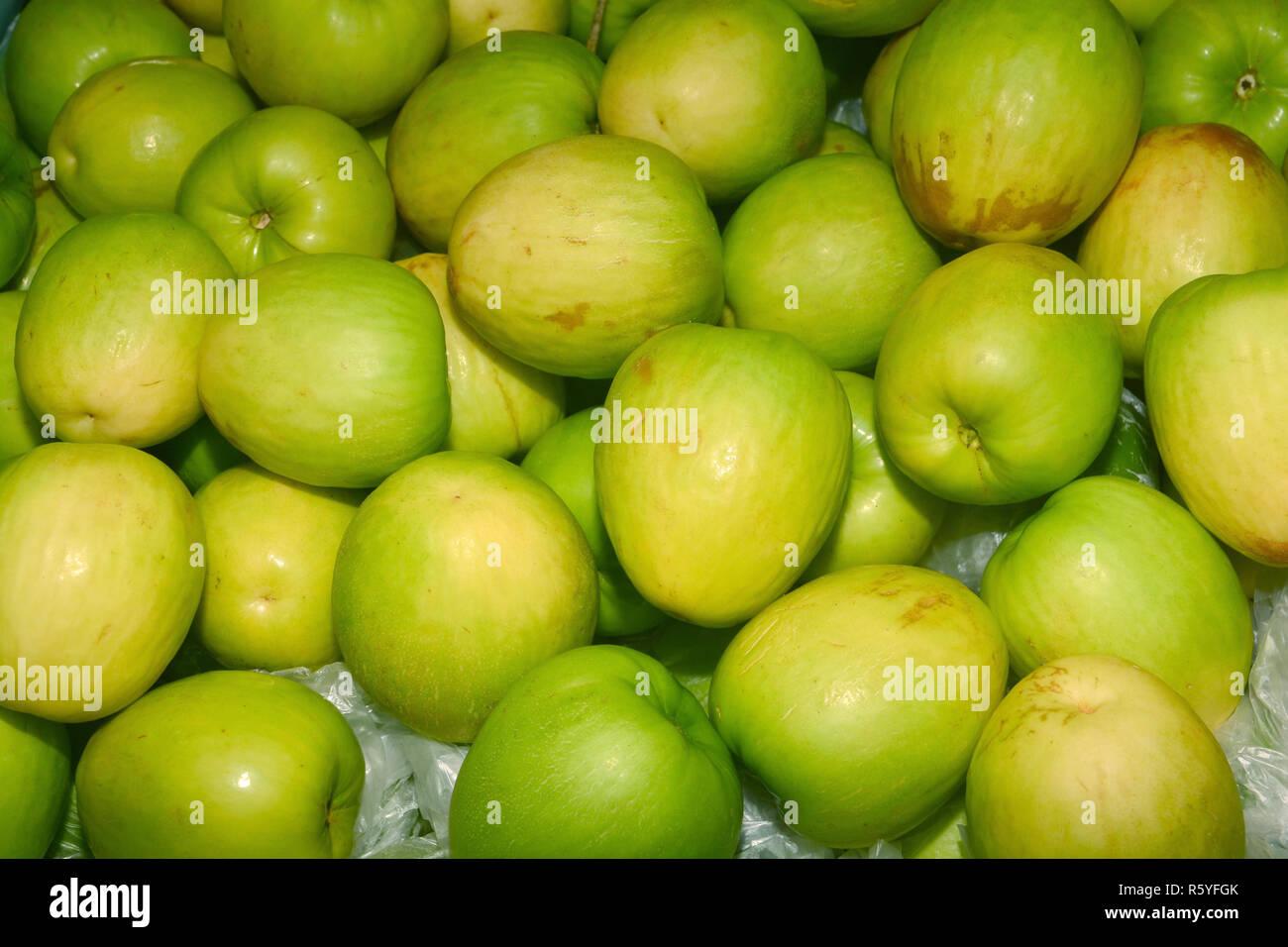 Indian Jujube Apple Stock Photos & Indian Jujube Apple Stock Images
