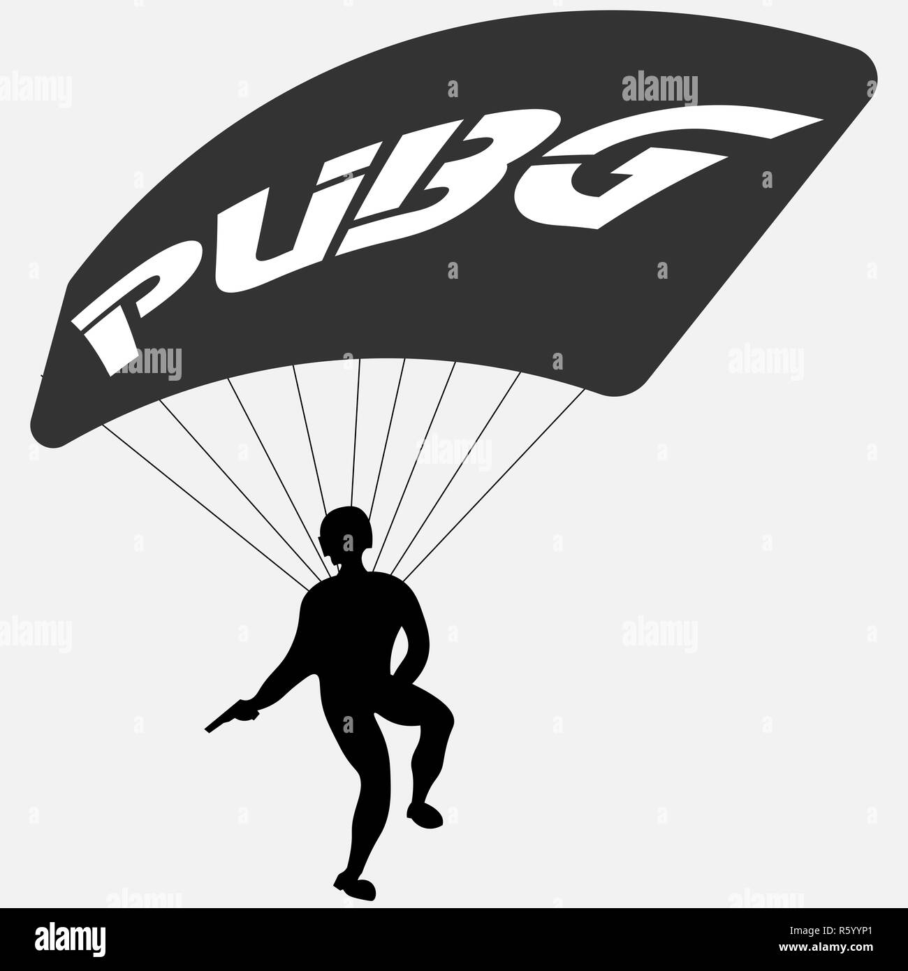 Pubg Stock Vector Images Alamy