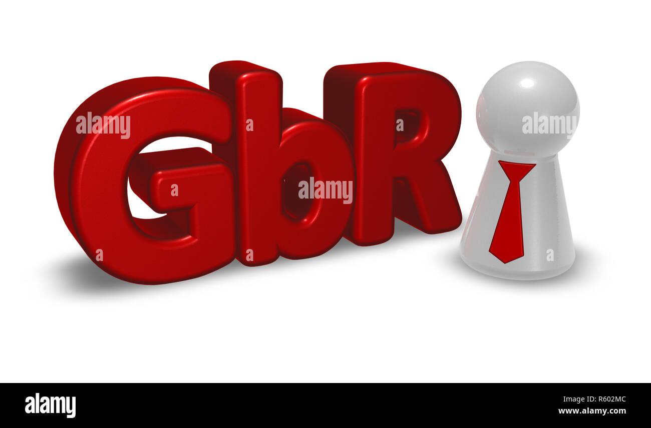 gbr - Stock Image