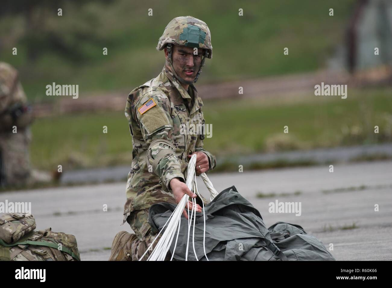 cd8fdbcef376e Parachute Regiment And Airborne Forces Stock Photos   Parachute ...