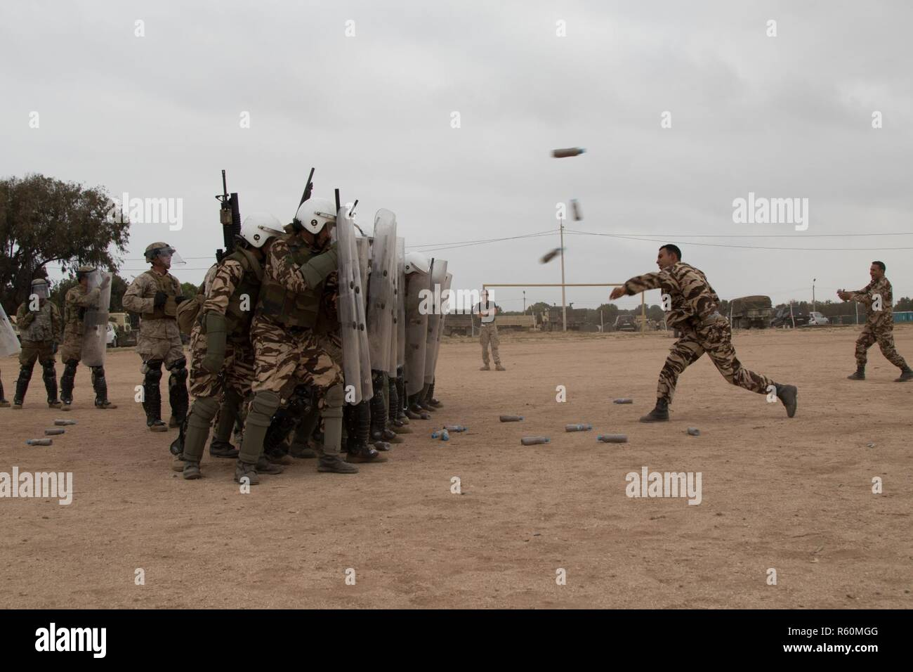 Page 3 Royal Moroccan Armed Forces High Resolution Stock Photography And Images Alamy