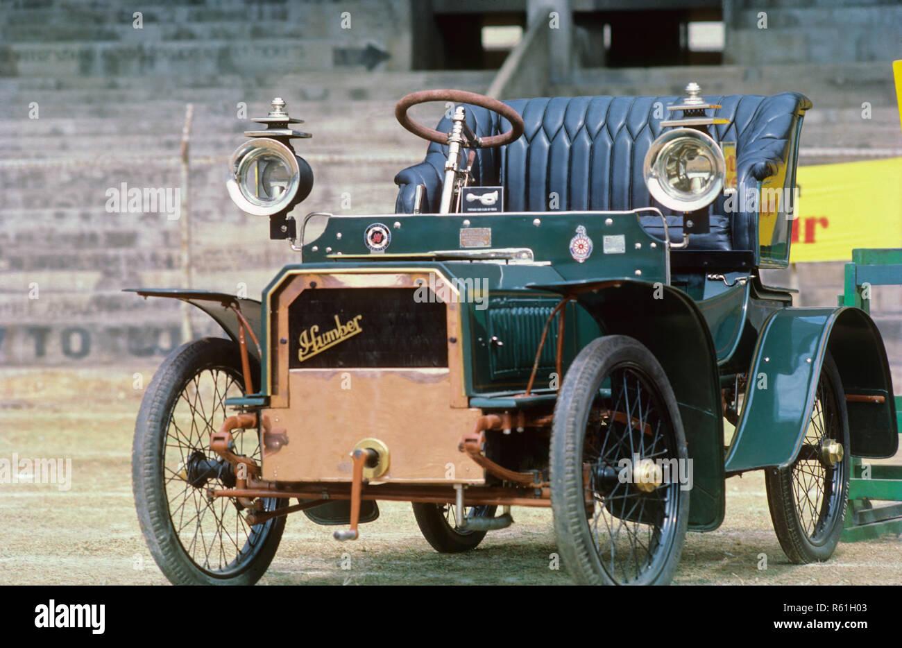 Vintage Car - Stock Image