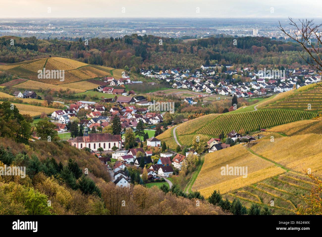 durbach Stock Photo