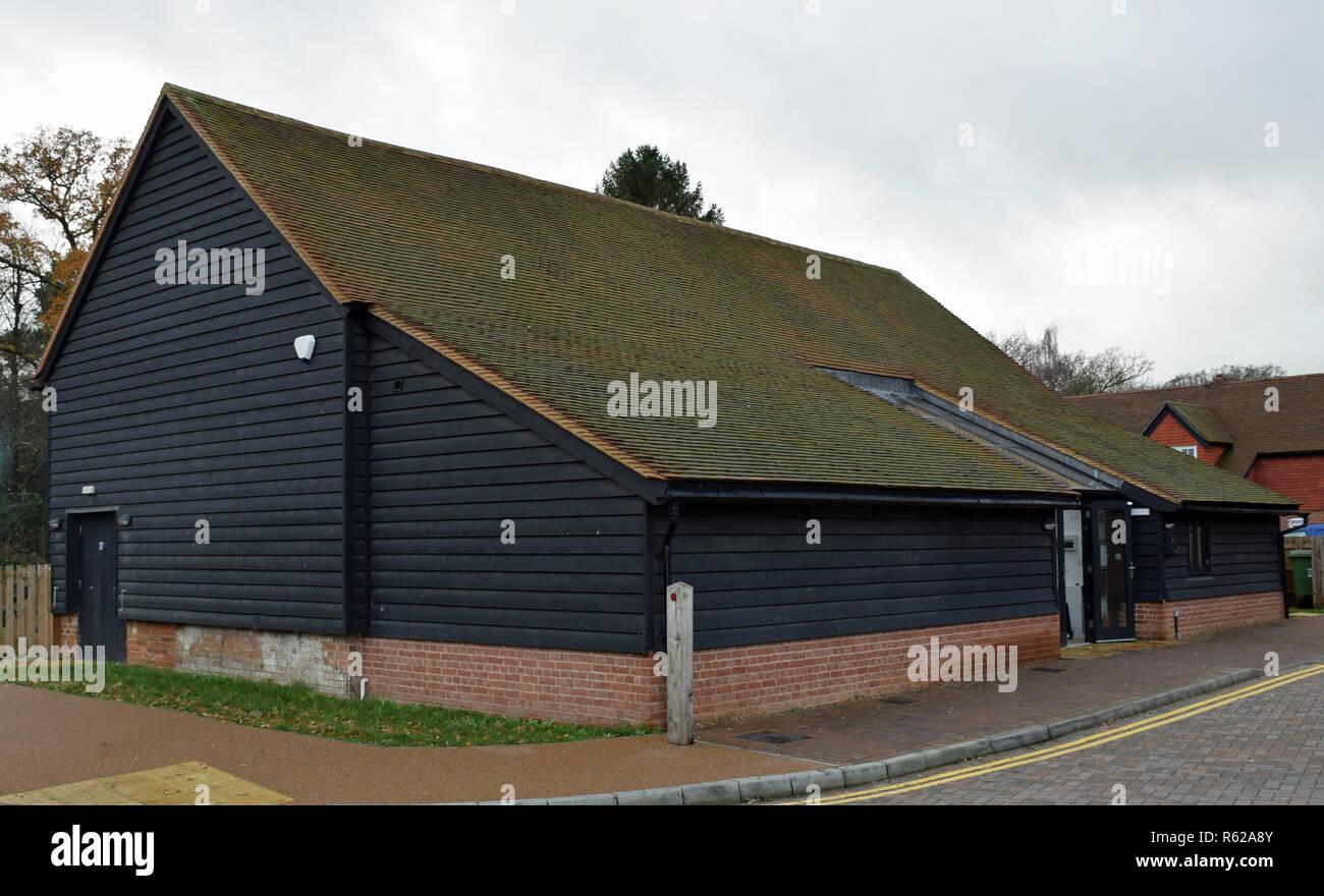 Tanyard Barn, Horley,Surrey 2 (of 2) - Stock Image