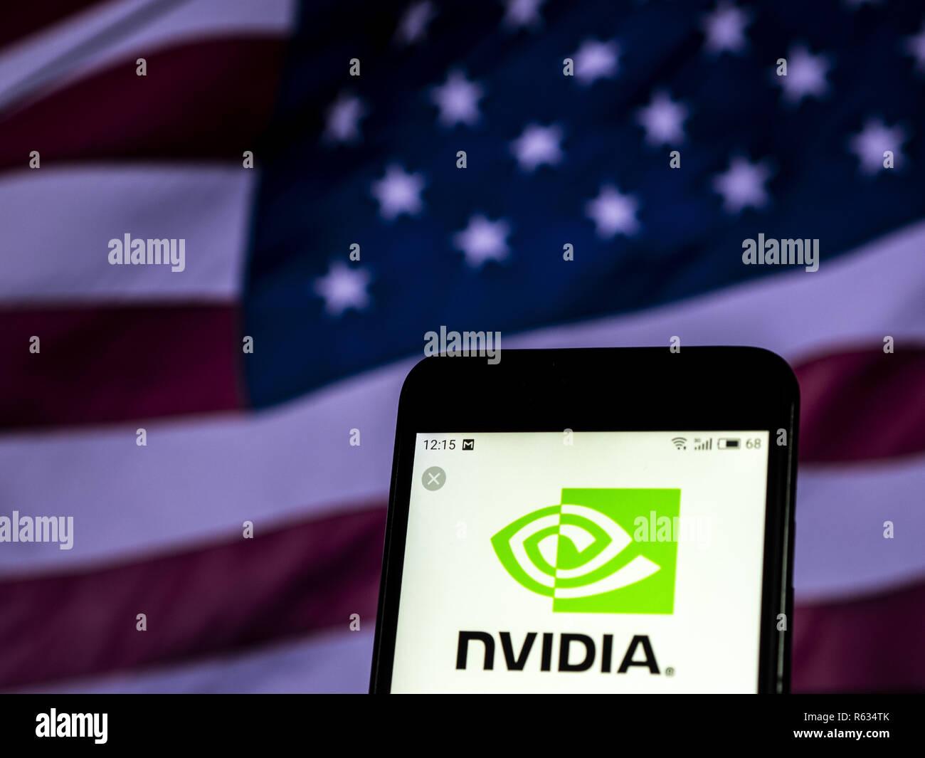 Nvidia Logo Stock Photos & Nvidia Logo Stock Images - Alamy