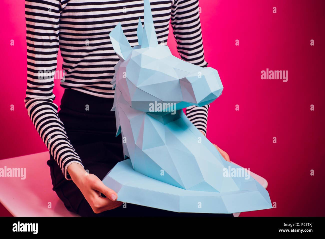 Paper Craft - Mauro Seresini | Fotografia concettuale, Origami ... | 956x1300