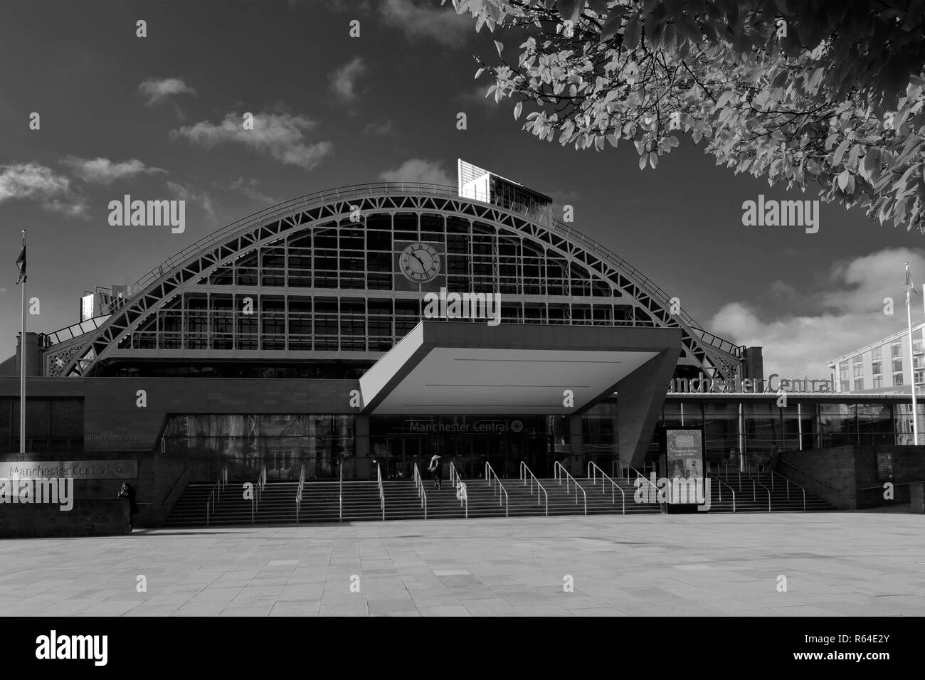Manchester Central Convention Complex, Manchester City, Lancashire, England, UK - Stock Image