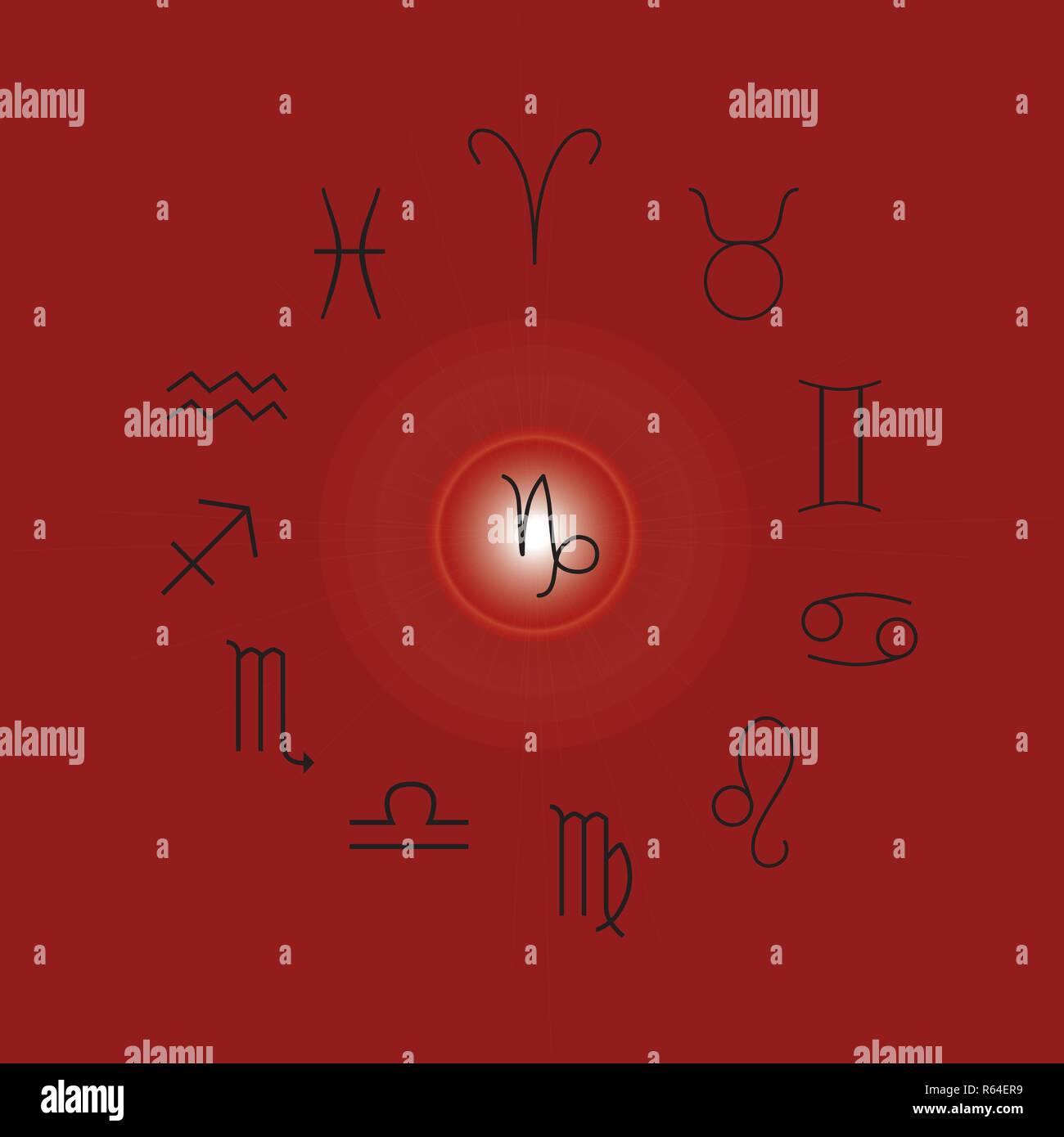 Love For Astrology Stock Photos & Love For Astrology Stock