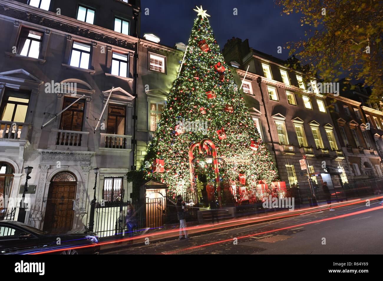 Christmas 2018 - Stock Image