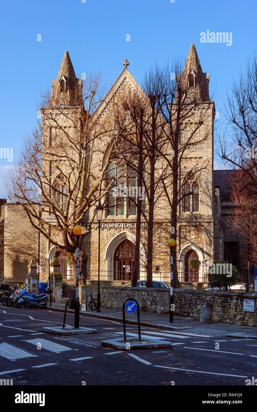 Kensington Temple, Ladbroke Road, Notting Hill Stock Photo