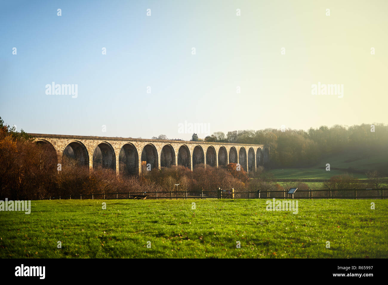 Ty Mawr Country Park, Wales, UK - Stock Image